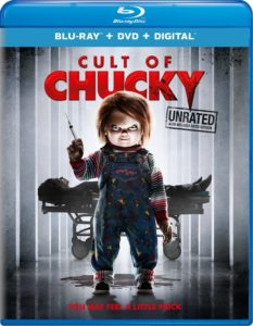 Cult of Chucky - Front Cover