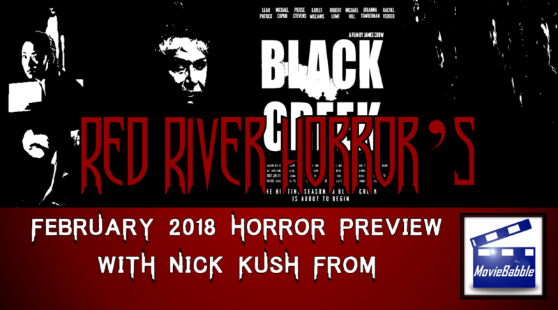 Red River Horror's February 2018 Preview