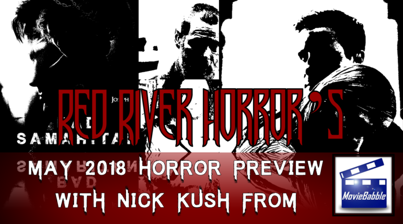 Red River Horror-May 2018 Horror Preview