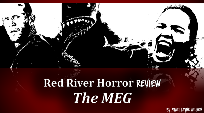 THE MEG Review Cover - Red River Horror