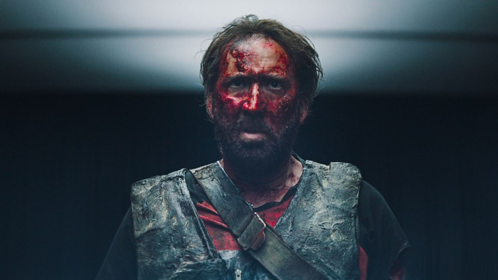 Mandy Still Photo - Nicholas Cage - Red River Horror