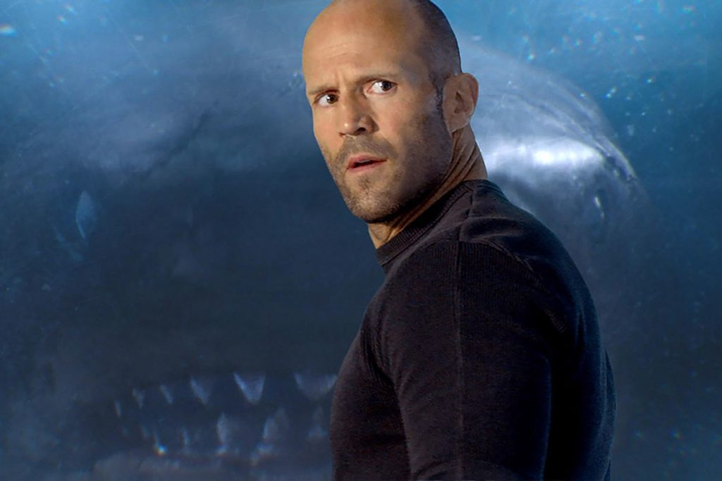 Red River Horror: Jason Statham in THE MEG