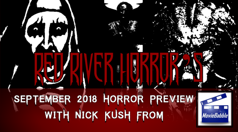 Red River Horror - Cover - September 2018