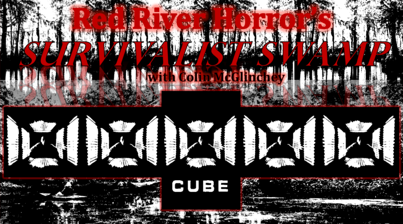 Cube-1998 - Red River Horror - Survivalist Swamp