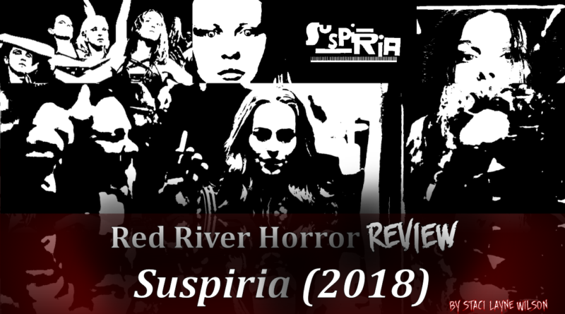 Suspiria Cover - Red River Horror