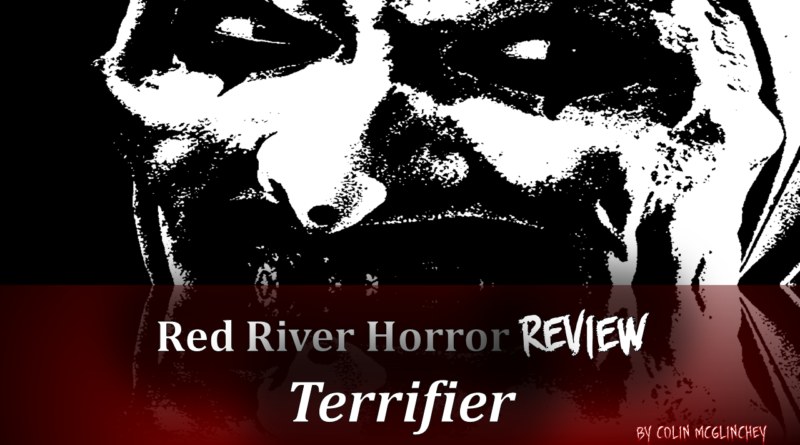Terrifier Review Cover - Red River Horror