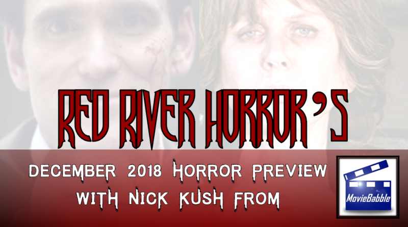 Red River Horror Cover - December 2018