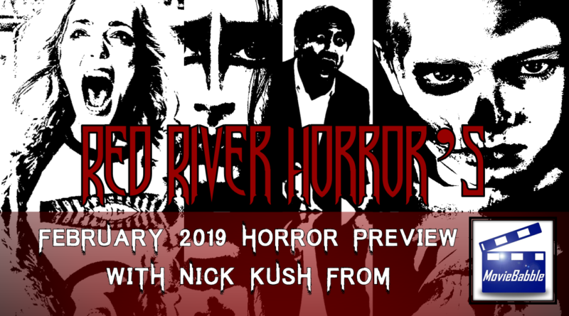 Red River Horror - Cover - February 2019