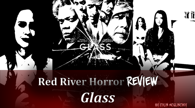 GLASS Review Cover - Red River Horror