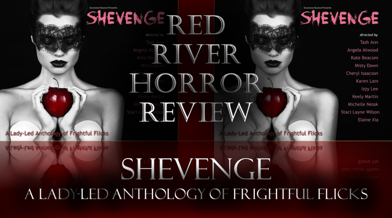 Shevenge - Red River Horror