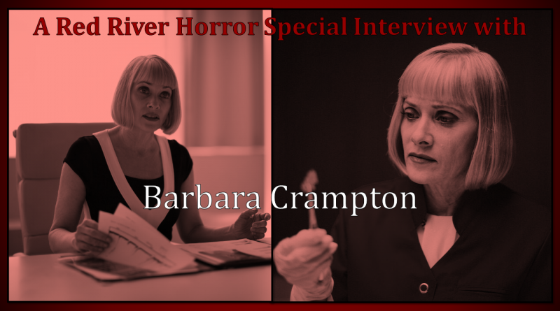 Barbara Crampton - Red River Horror