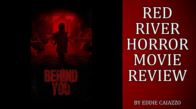 Behind You - Red River Horror Cover