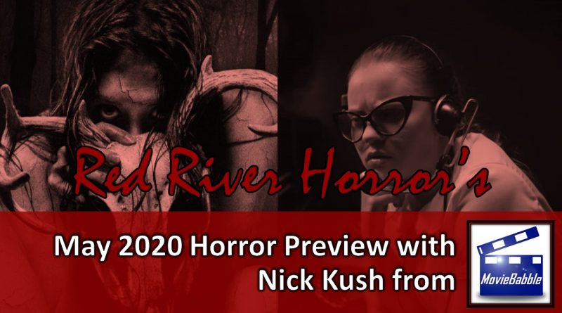 May 2020 Horror Preview