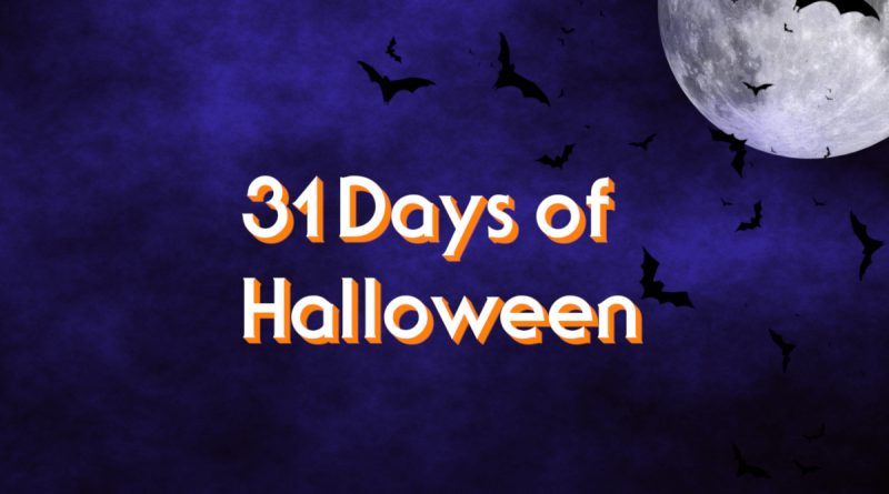 31 Days of Halloween - Red River Horror