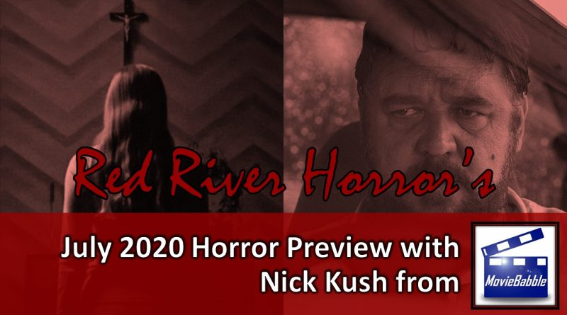 July 2020 Horror Preview