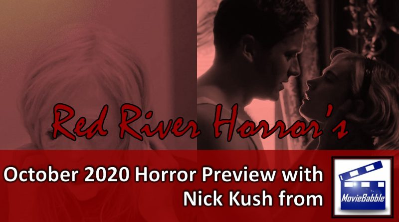 October 2020 Horror Preview