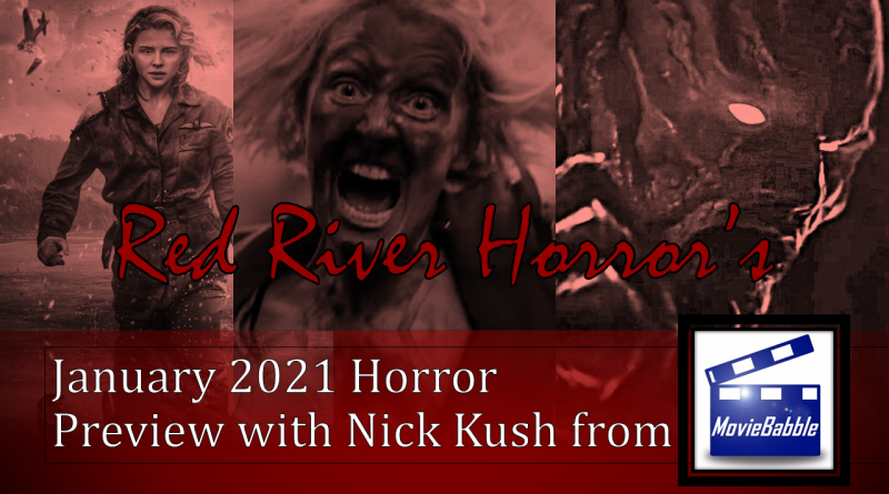 Red River Horror January 2021 Horror Preview